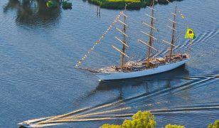 Finał regat Tall Ships Races w Szczecinie