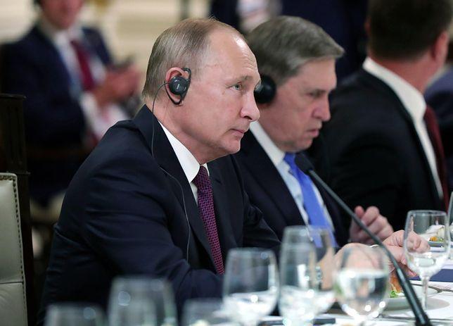 Putin rozwiewa nadzieje: na G20 nie było rozmów z Ukrainą