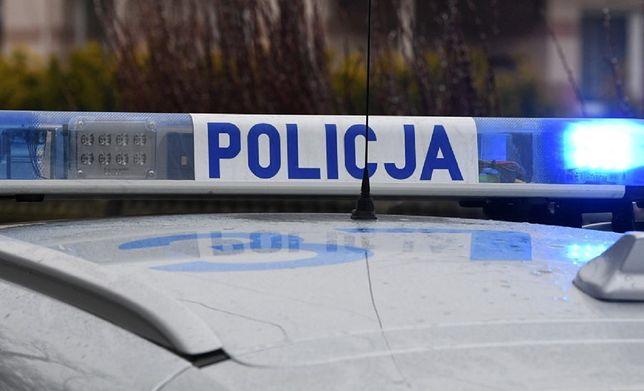 Pisz. Policjant podejrzany o napad na bank w Rozogach