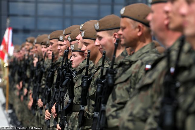 Wojska Obrony Terytorialnej (zdj. arch.)