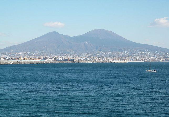 Wezuwiusz to jeden z pięciu najniebezpieczniejszych wulkanów na świecie