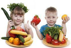 Dzieci niekoniecznie muszą jeść żywność organiczną