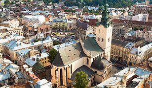 Ukraina - Stary Lwów w jeden dzień
