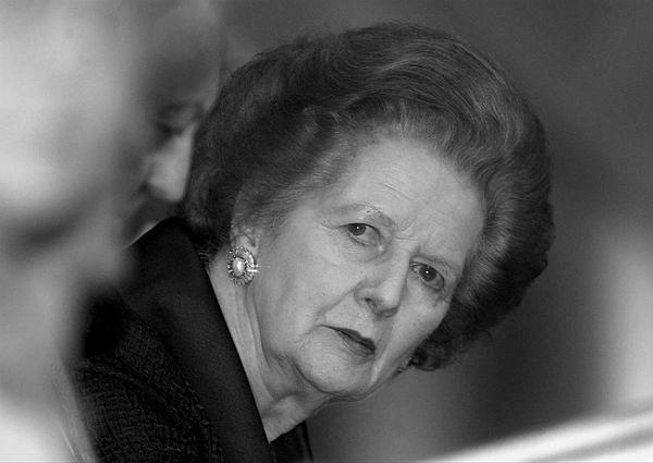 Margaret Thatcher (zdj. arch.)