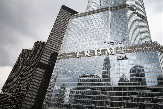 USA: Pentagon w Trump Tower