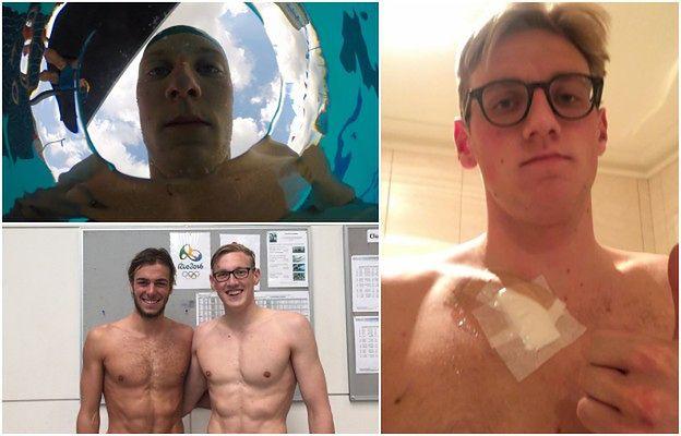 Niezwykła spostrzegawczość kibica uratowała mistrza olimpijskiego przed... nowotworem skóry
