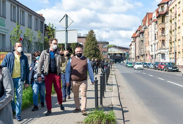 Śląskie. Eksperci z miast Górnośląsko-Zagłębiowskiej Metropolii pomogą zmienić ulicę Miarki w Bytomiu.