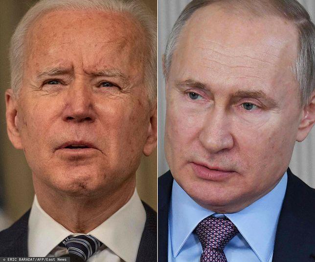 Padła prawdopodobna data spotkania Biden-Putin