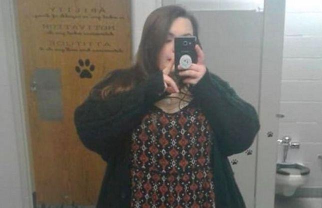 Nastolatka z nadwagą przyszła do szkoły w sukience. Rówieśnicy nie mieli litości