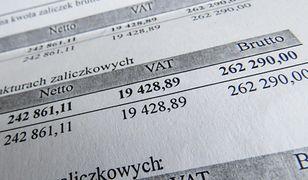 Podatek VAT. Do końca roku zapłata na rachunek spoza wykazu bez kar