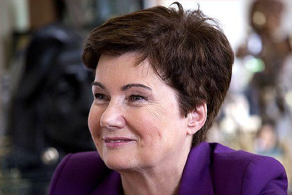 Hanna Gronkiewicz-Waltz: byłam przeciwniczką kandydatury premiera na szefa Rady Europy