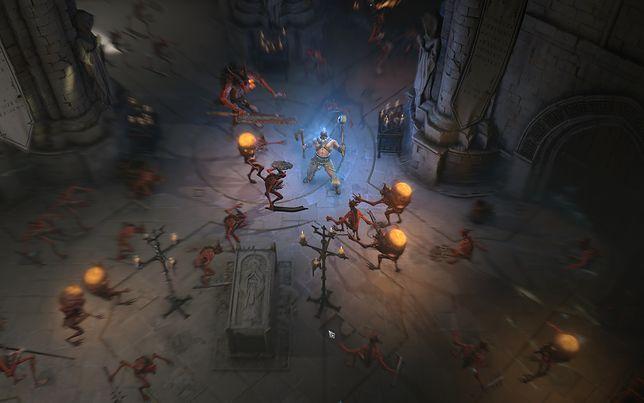 """""""Diablo IV"""" na pierwszych screenach"""