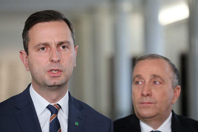 Nieoficjalnie: Grzegorz Schetyna spotkał się z Władysławem Kosiniakiem-Kamyszem