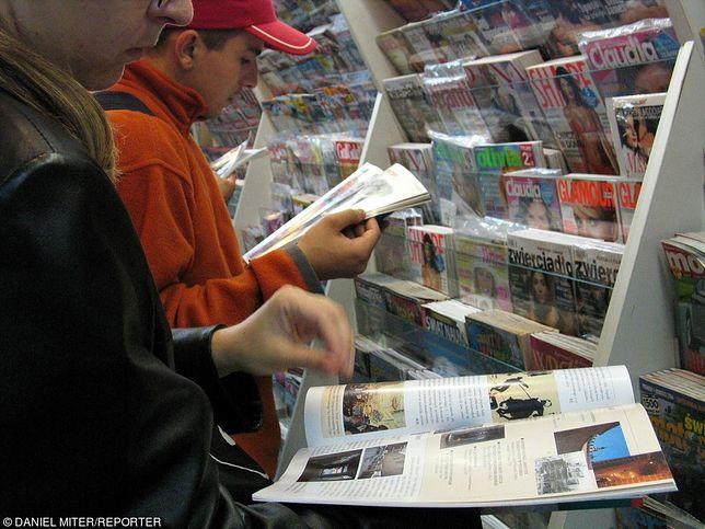 Przegląd najnowszych wydań popularnych tygodników. Oto, o czym przeczytamy
