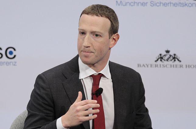 Zuckerberg oskarżony o pedofilię? Fake news błyskawicznie rozniósł się po sieci