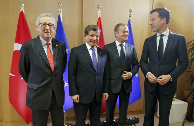 Liderzy UE zaakceptowali porozumienie z Turcją