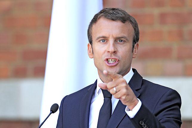 Prezydent Francji, Emmanuel Macron