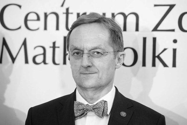 Wojciech Rokita zmarł w środę w Wojewódzkim Szpitalu Zespolonym w Kielcach