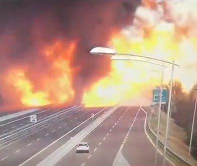 Potężna eksplozja we Włoszech. Zobacz, co się stało