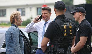 """Opozycja w bagażniku. Ryszard Petru dla WP: """"Zbieramy euforyczne gratulacje"""""""