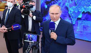 """Groźna zapowiedź Putina. """"Taką broń ma obecnie tylko Rosja"""""""