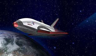 Kosmiczny wyścig trwa. Teraz Indie testują swój mini-wahadłowiec