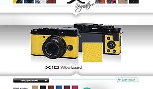 Fujifilm pozwala wybrać skórkę do aparatu