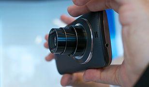 Samsung opatentował smartfon z wymiennymi obiektywami