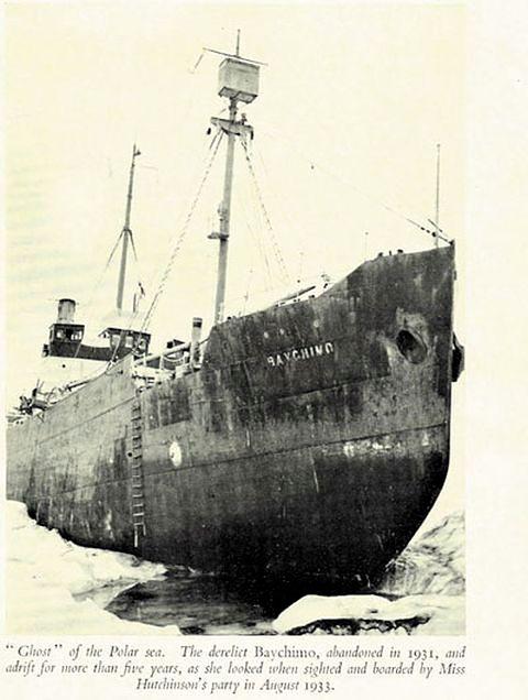 Najsłynniejsze okręty-widma