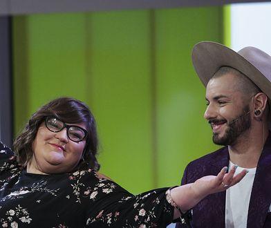 Dominik Gwit robi szpagat i zachwyca fanów