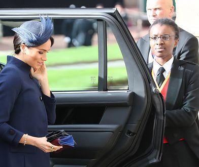 """Księżnej Sussex wypomina się """"późny"""" wiek na pierwszą ciążę"""