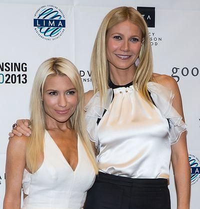 Gwyneth Paltrow promuje naturalny wygląd?