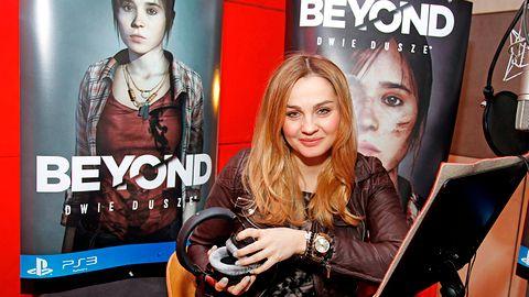 Małgorzata Socha użyczy głosu Jodie Holmes w grze Beyond: Dwie Dusze