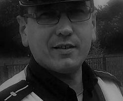 Nie żyje policjant z Mławy. 20-latek zawdzięcza mu życie