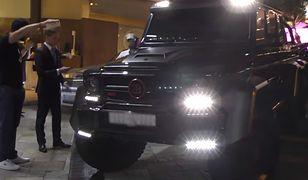 Brabus B63S 700 w Monako