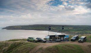 Jeep otworzył niezwykły salon dealerski