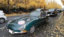 Wyjątkowe klasyki retro zjechały do Tokio