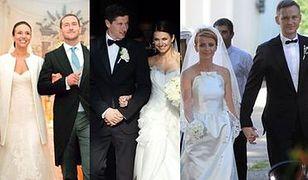 Najgłośniejsze śluby 2013 roku!