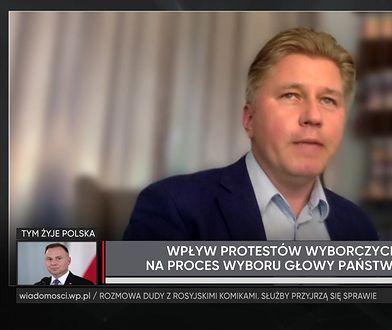 Wybory prezydenckie 2020 nie były równe? Prof. Marcin Matczak tłumaczy