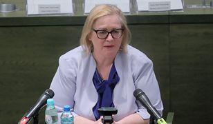 Sąd Najwyższy. Małgorzata Manowska będzie rozmawiać w Strasburgu o łamaniu w Polsce zasad praworządności - podaje RMF FM