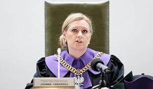 Sędzia Joanna Lemańska - prezes Izby Kontroli Nadzwyczajnej i Spraw Publicznych (zdj. arch.)