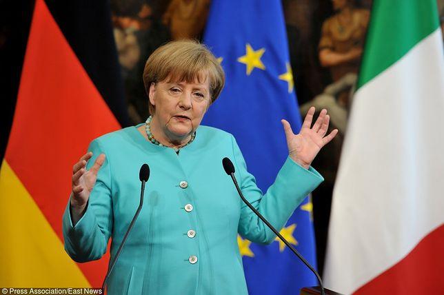 Merkel: Europa musi rozwiązać kryzys uchodźczy