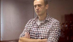 Aleksiej Nawalny w złym stanie. Biały Dom ostrzega Rosję: będą konsekwencje