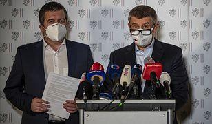 Czeski rząd podjął decyzję o wydaleniu z kraju 18 rosyjskich dyplomatów.