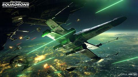 Tęskniliście za Gwiezdnymi Wojnami? To łapcie nową animację, która zapowiada Star Wars: Squadrons