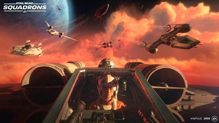 Star Wars: Squadrons. Pierwsi piloci ocenili grę. Jest nieźle