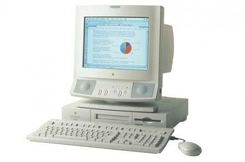 PowerMac 6100 - uwięziony rumak