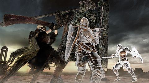 Nowa galeria z Dark Souls II