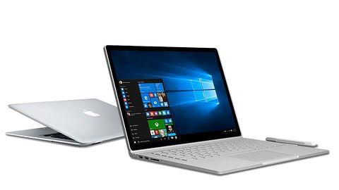 """Microsoft """"lepszy"""" od Apple? Surface Book wystraszy majsterkowiczów"""