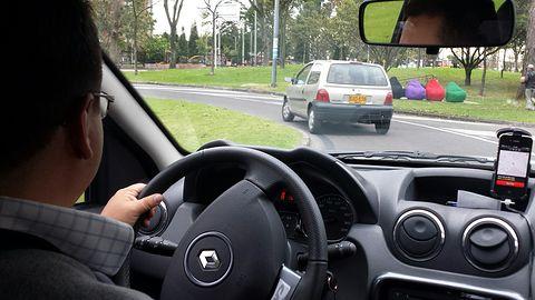 Uber uniezależnia sięod Map Google. Z pomocą przyszedł TomTom